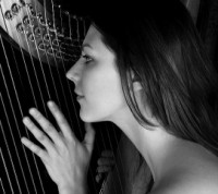 Camilla Pay is one of the leading young harpists in London today.